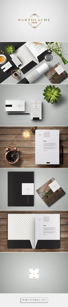 Bartolache 1836 Real Estate Branding by Cherry Bomb Design | Fivestar Branding Agency – Design and Branding Agency & Curated Inspiration Gallery