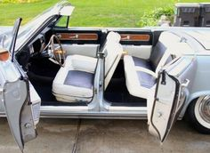 57k Miles: 1961 Lincoln Continental Convertible