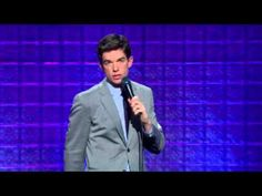 John Mulaney I am homeless i am gay i have aids im new in town