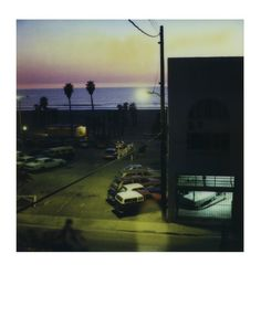 the wandrlustr — Polaroids by Robby Müller