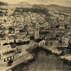 Ponta Delgada circa 1920 Santa Maria Island, Portugal, Ponta Delgada, Diego Rivera, Portuguese, Paris Skyline, Islands, Natural Beauty, Roots