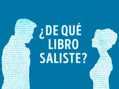 Test: ¿De qué libro saliste? ~ EL CLUB DE LOS LIBROS PERDIDOS