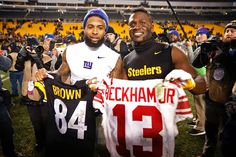 Odell and AB