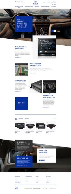The biggest collection of HTML templates, WordPress and ecommerce themes, web graphics and elements online. TemplateMonster offers web design products developed by professionals from all over the world. Target, Teaching Themes, Web Design Software, Car Audio Systems, Car Sounds, Ecommerce Template, Free Website Templates, Photoshop, Best Smartphone