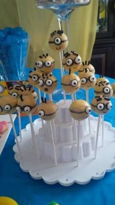 Minions Birthday Party Ideas | Photo 7 of 11 | Catch My Party