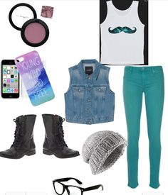 Tween outfit made with app Polyvore!