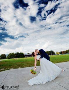 Corinne & Kevin's October 2013 #wedding at the Bear Mountain Inn in New York! (photo by deanmichaelstudio.com) #nywedding #njweddings #bride #groom #love #fall #photography #deanmichaelstudio | Bear Mountain Inn, Bear Mountain, NY | www.visitbearmountain.com