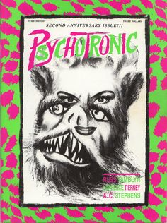 Awesome Psychotronic Video magazine covers | Dangerous Minds