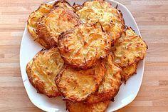 Backofen Reibekuchen, ein beliebtes Rezept aus der Kategorie Kartoffeln. Bewertungen: 103. Durchschnitt: Ø 3,7.