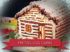 Get this all-star, easy-to-follow Gingerbread House recipe from Food Network