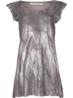 Drome Leather Dress