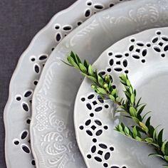 Royal Dinner Plates   Simply Scandinavian