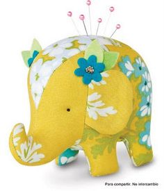 Pin cushion ~ Molly would love this one!