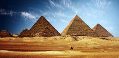 Las pirámides de Egipto: historia y teorías que las rodean