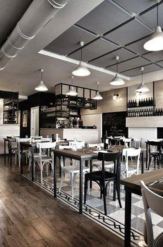 La Cucineria Roma 2017 Burunları Mimarlar Cafe Design Gym