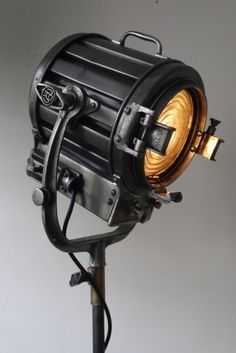 Unique spotlight form the 20th century – We collect similar ones – Only/Once – www.onlyonceshop.com