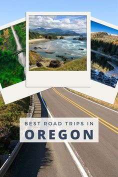 This Pacific Northwest US state is full of spectacular natural beauty. So, it's no surprise that taking scenic drives in Oregon is a top activity. But what are the best road trips in Oregon and how do you plan your route?   We've compiled a list of the best road trips in Oregon to help you plan your own Oregon itinerary.   Drive the Oregon coast, go hiking in the forests, visit waterfalls, and explore wine regions & desert.   via@discoverthepnw #Oregonroadtrips #discoverthepnw… Oregon Road Trip, Oregon Travel, Travel Usa, Usa Roadtrip, Road Trip Essentials, Road Trip Hacks, Road Trips, Southern Oregon Coast, United States Travel
