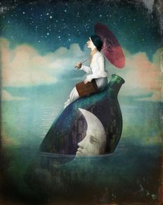 Christian Schloe ~ Pop Surrealism Visions   Tutt'Art@   Pittura * Scultura * Poesia * Musica  