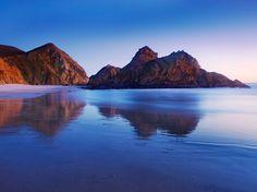 Pfieffer Beach, Big Sur, California
