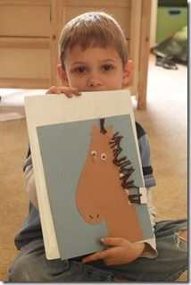 Cowboy unit - says preschool but there are some cute crafts in there