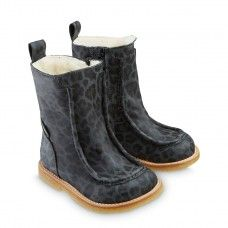 ANGULUS VINTERSKO LEOPARD Chelsea Boots, Little Girls, Ankle, Interior, Baby, Shoes, Fashion, Indoor, Moda