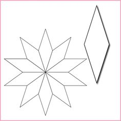 Shop   Category: English Paper Piecing   Product: 10 Pointed Star