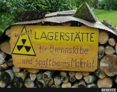 Lagerstätte für Brennstäbe | DEBESTE.de, Lustige Bilder, Sprüche, Witze und Videos