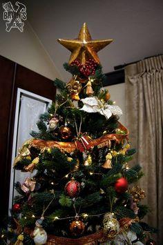 DIY Christmas Tree Topper!