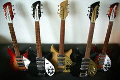 Rickenbacker 325 guitars