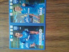 All cards FC Zenit