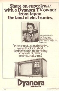 Endorsement from a Japanese expat. Jun '81.