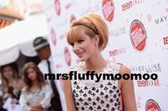 Bella Thorne hosting the Teen Vogue clothing line at the Grove in Hollywood California August 10,2013