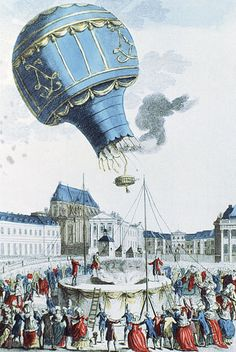 Image result for victorian hot air balloon