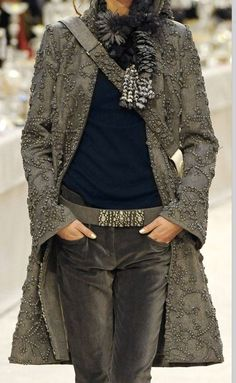 chanel pre-fall 2015 details - Google Search