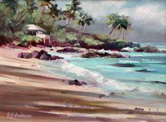 Suzy Anderson Maui artist