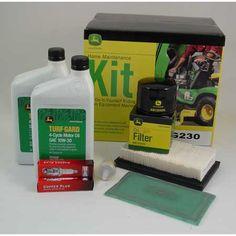 John Deere Home Maintenance Kit (Briggs & Stratton Intek V-Twin) - LG230