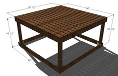 Ana White | Playhouse Deck - DIY Projects