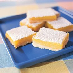 Most lemon bars are too sweet and have a thick, soggy crust. We developed a recipe that delivers a fresh, lemony filling paired with a thin, crisp crust.