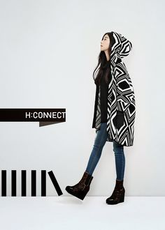 Seo Ye Ji - H Connect Fall Winter 2014.  Must have this sweater!