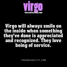 Zodiac Virgo facts.