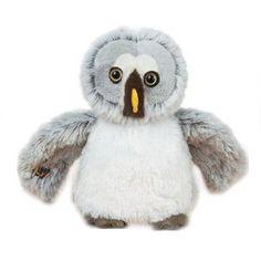 Webkinz Plush Stuffed Animal Grey Owl: Amazon.ca: Toys & Games