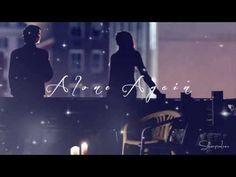 Damon + Elena ~ A l o n e ϟ A g a i n... [TVD] - YouTube