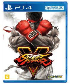 Jogos PS4: Street Fighter V R$ 98, The Division R$ 109, Battlefront R$ 70