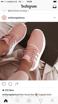 4cf97d97a shoes adidas pink sneakers adidas shoes pink shoes trainers blush pink rose  gold addias shoes pink