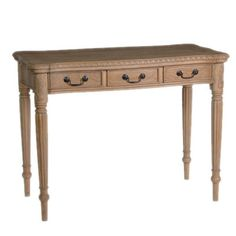 Simple and Chic French Writing desk - Lansky Studio