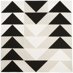 Amazing geometric quilts by Lindsay Stead