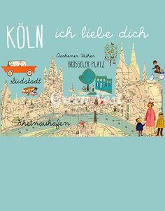 Eins schöne Liebeserklärung an die schönste Stadt am Rhein...