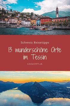 Reisen In Europa, Family Travel, Switzerland, Places To Travel, Beautiful Places, Europe, Explore, City, World