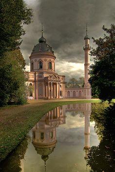 Schwetzinger Moschee / Schwetzinger Camii