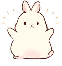 Telegram Stickers, Kawaii Doodles, Cute Drawings, Pikachu, Hello Kitty, Bunny, Rabbits, Memes, Random Stuff